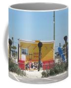 Beach Rentals Coffee Mug