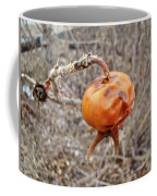 Beach Rose Hip - Rosa Rugosa Coffee Mug