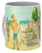 Beach Scence Coffee Mug