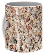Beach Seashells Coffee Mug