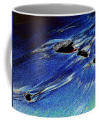 Beach Sinuosity Coffee Mug