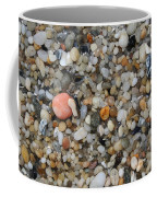 Beach Stones Coffee Mug