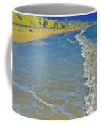 Beach Summer Midday Midweek Coffee Mug