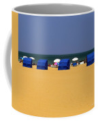 Beach Tents Coffee Mug