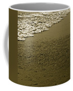 Beach Texture Coffee Mug