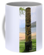 Beach Tiki Coffee Mug