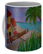 Beach Time Coffee Mug