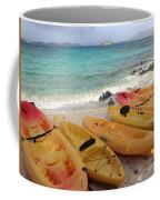 Beach Toys Coffee Mug