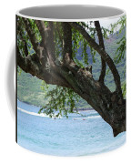 Beach Tree Coffee Mug