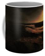 Beach Tree Coffee Mug by Richard Ricci