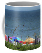 Beach Umbrellas Coffee Mug