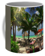Beach Vacation Coffee Mug