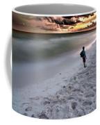 Beach Walk Coffee Mug