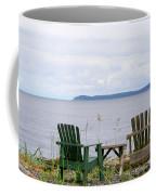 Beach With A View Coffee Mug