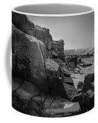 Beach With Anti-pylons Coffee Mug
