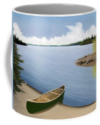 Beached In Ontario Coffee Mug
