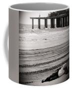 Beachfront Home Coffee Mug