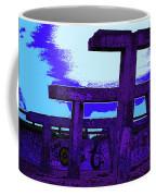 Beachside Sculpture Coffee Mug
