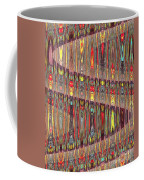 Beaded Curtain Coffee Mug