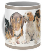 Beagle Puppies Coffee Mug