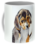 Beagle Puppy Coffee Mug