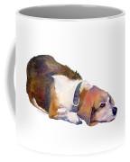 Beagle Thoughts Coffee Mug