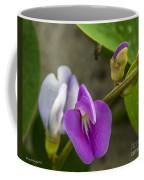 Beaked Butterfly Pea 9 Coffee Mug