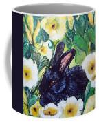 Bean The Magical Rabbit -pet Portrait Coffee Mug