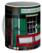Beans, Leaves, Etc. Coffee Mug