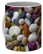 Beans Of Many Colors Coffee Mug