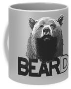 Bear And Beard Coffee Mug