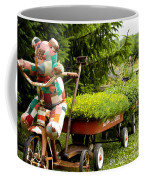 Bear Delivery Coffee Mug