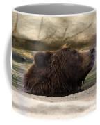 Bear Dip Coffee Mug