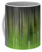 Bear Grass And Lodgepoles Coffee Mug