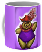 Bear In Red Hat Coffee Mug
