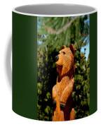 Bear In Woods Coffee Mug