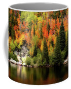 Bear Lake Autumn Coffee Mug