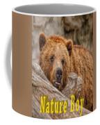 Bear Nature Boy Coffee Mug