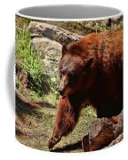 Bear Pacing Coffee Mug