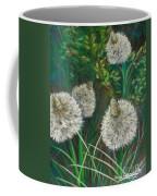 Bear Paw Grass Coffee Mug