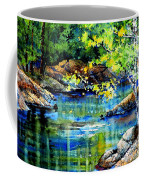 Bear Paw Stream Coffee Mug