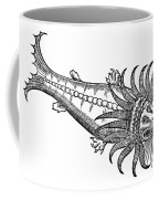 Bearded Whale Coffee Mug