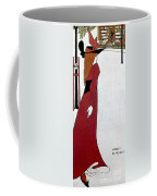 Beardsley: Poster Design Coffee Mug