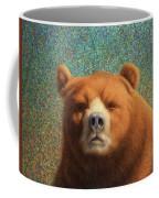 Bearish Coffee Mug by James W Johnson
