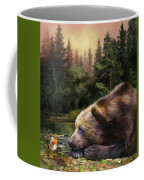 Bear's Eye View Coffee Mug