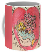 Bear's Love's Hugs Coffee Mug