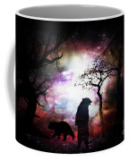 Bears Night Out Coffee Mug