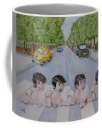 Beatles Abbey Road .... Babies Coffee Mug