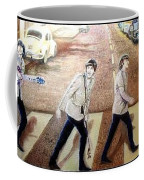 Beatles Other Abbey Road  Coffee Mug