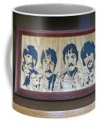 Beatles Sgt Pepper Coffee Mug